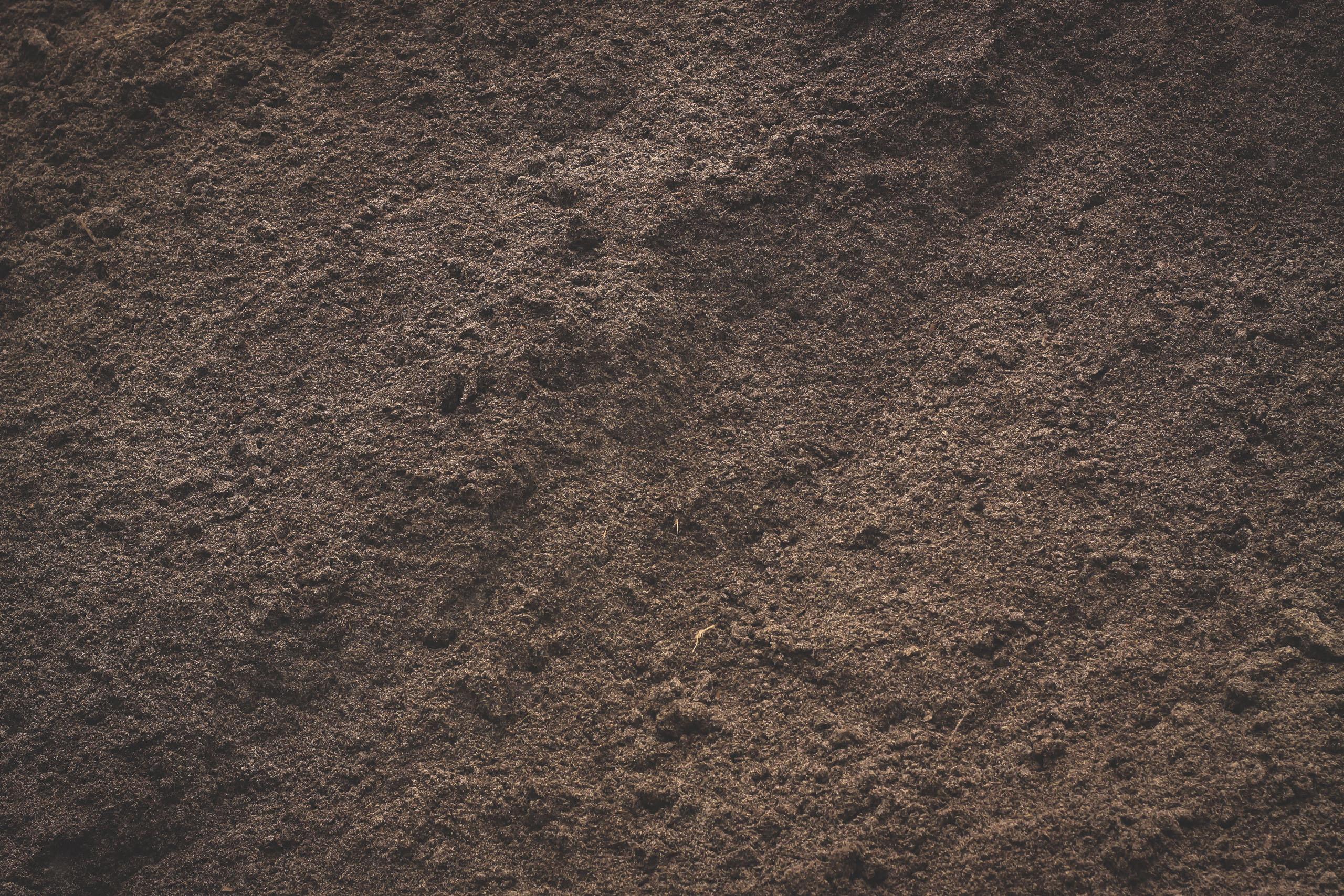Nitro Mix soil Closeup Landscape Supply Photography