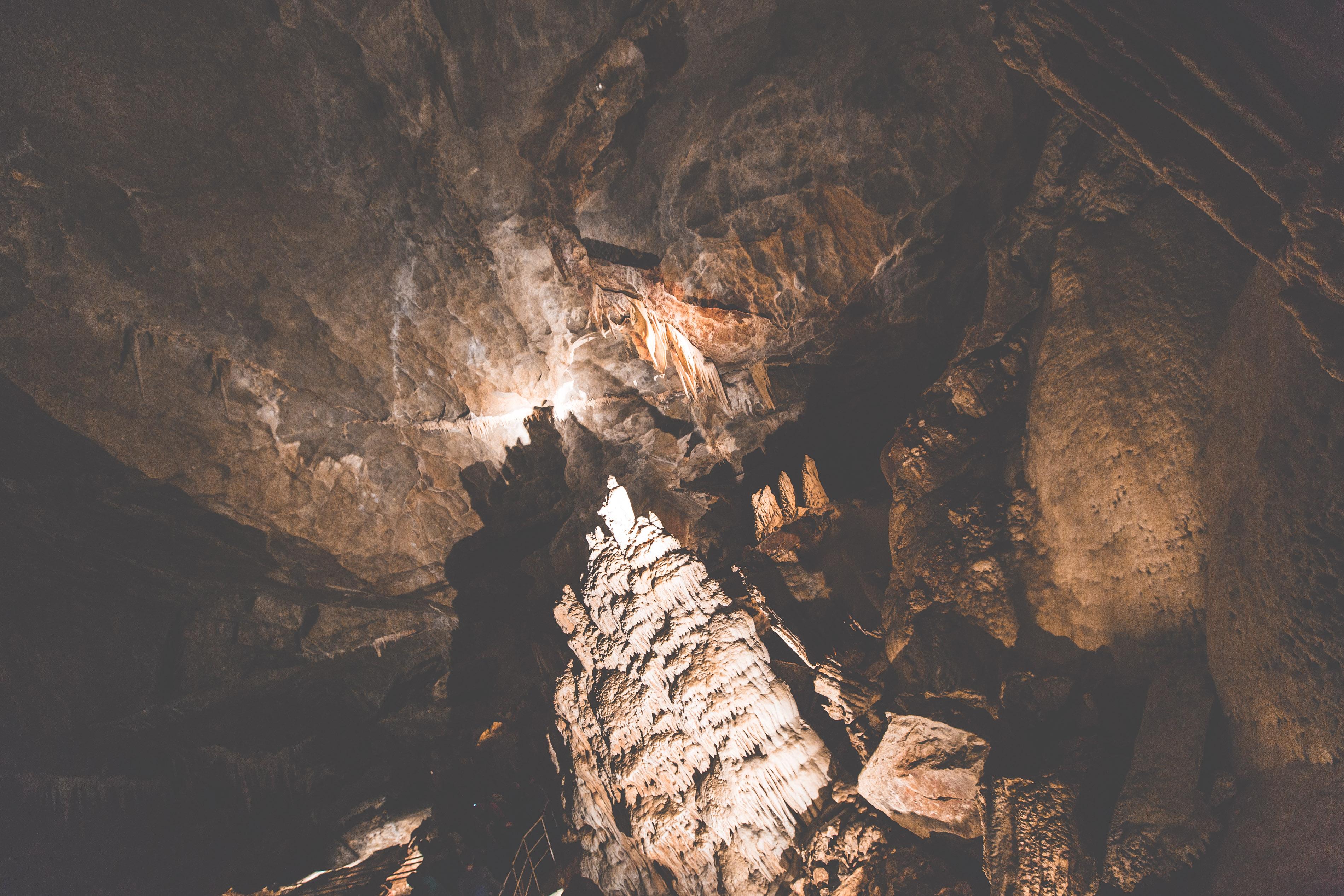 Jenolan Caves Buddha