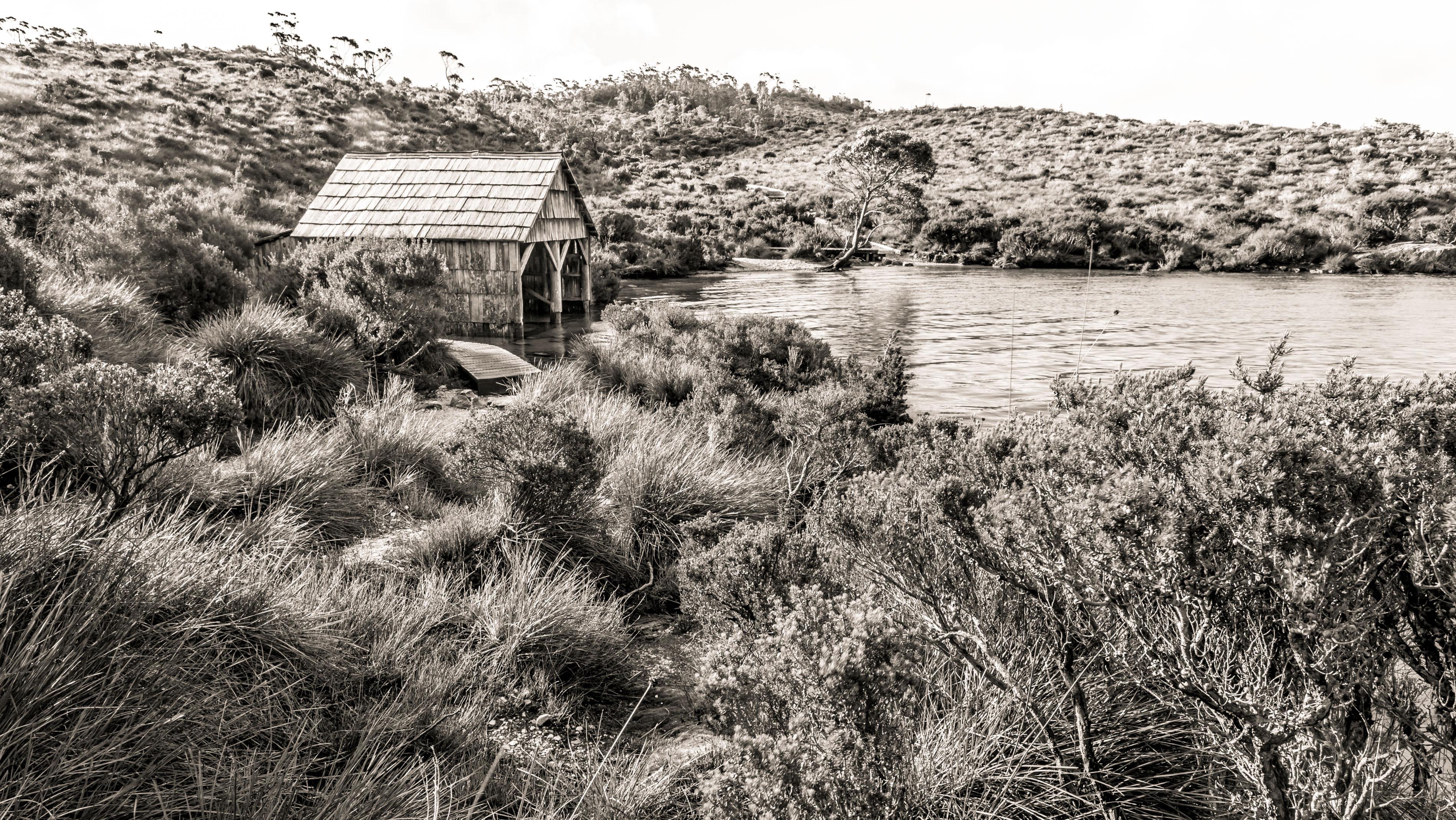 Travel photography in Tasmania - Cradle Mountain Shack