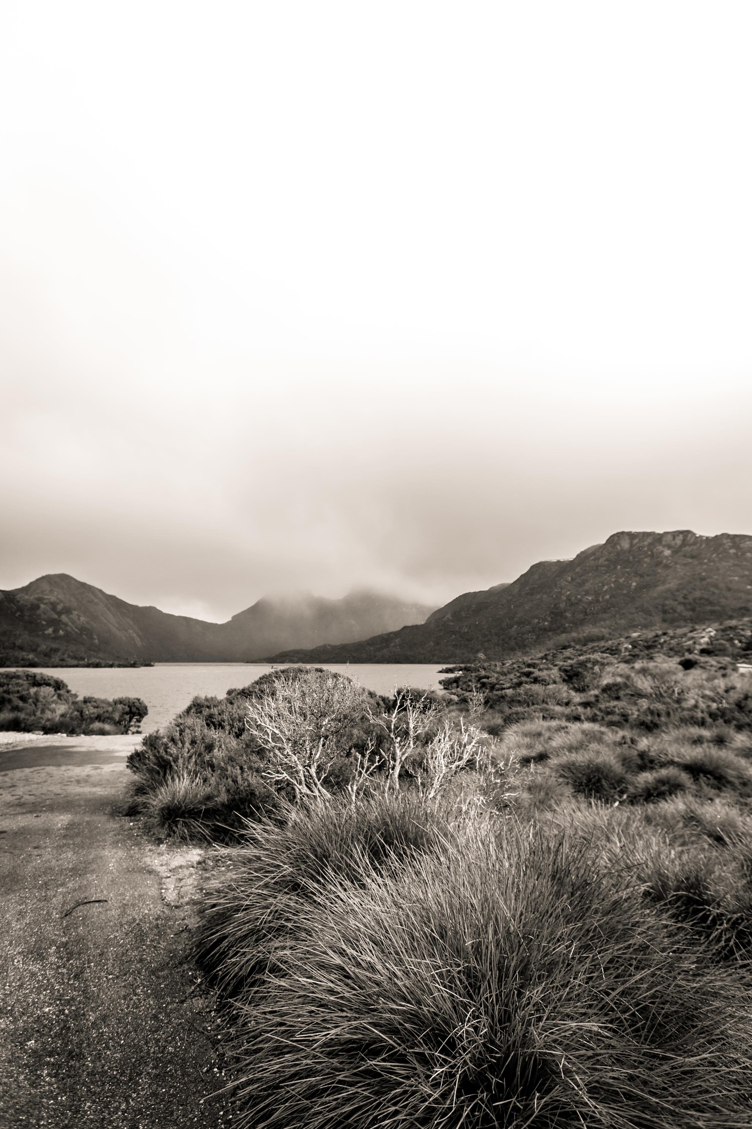 Travel photography in Tasmania - Cradle Mountain Waters Edge