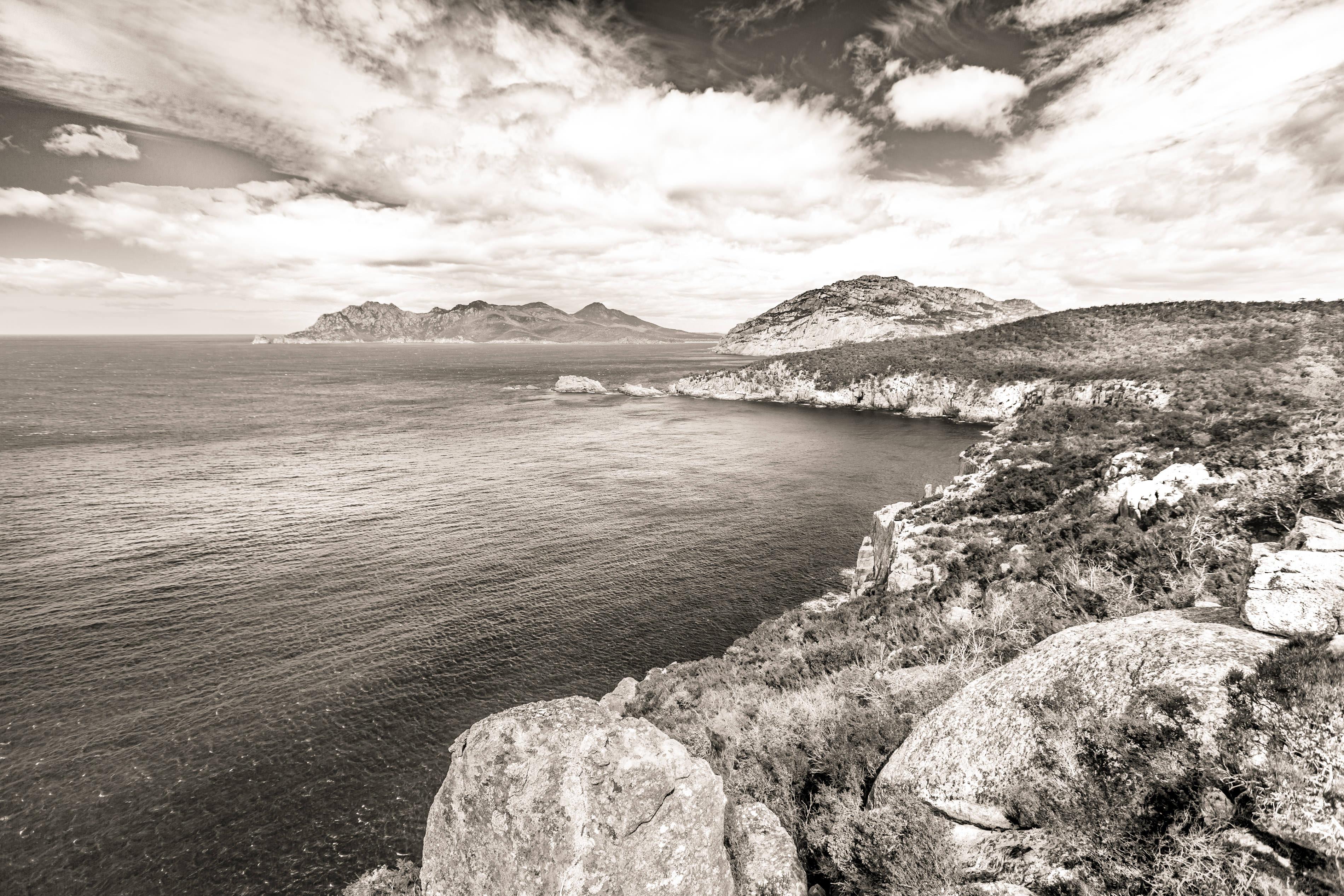 Travel photography in Tasmania