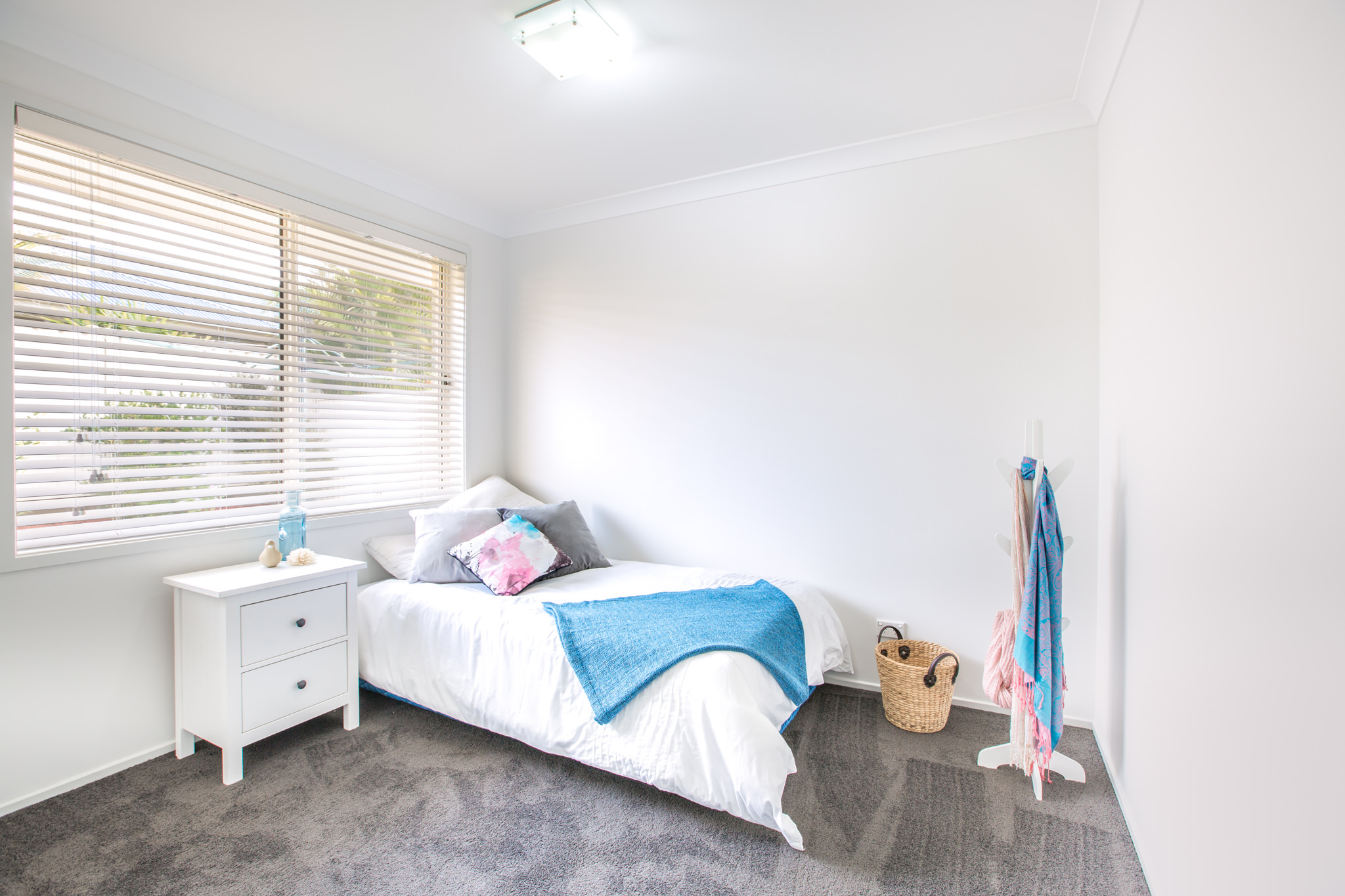 Bedroom Four – Central Coast Real Estate Photography