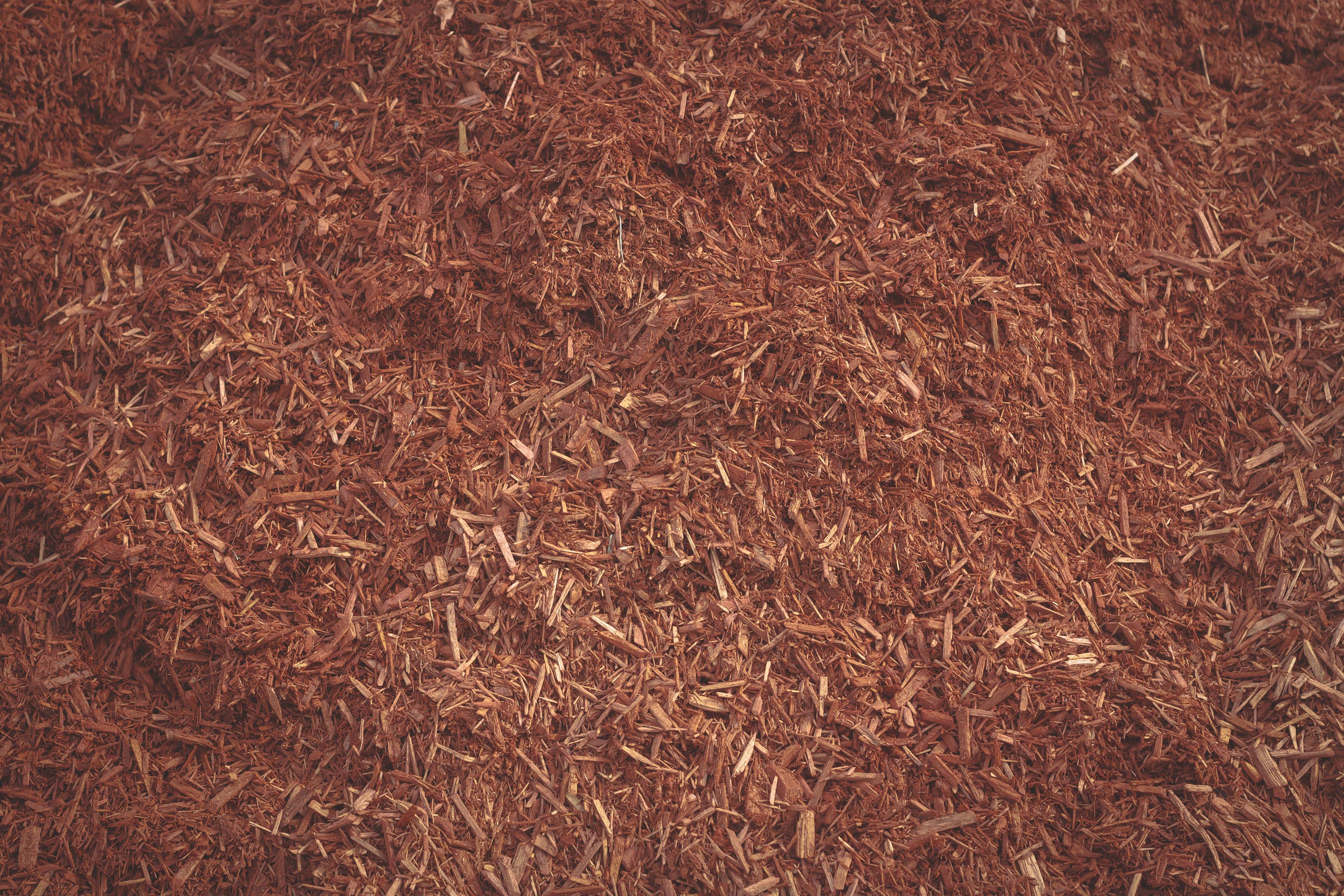 Mulch closeup Landscape Supply Photography