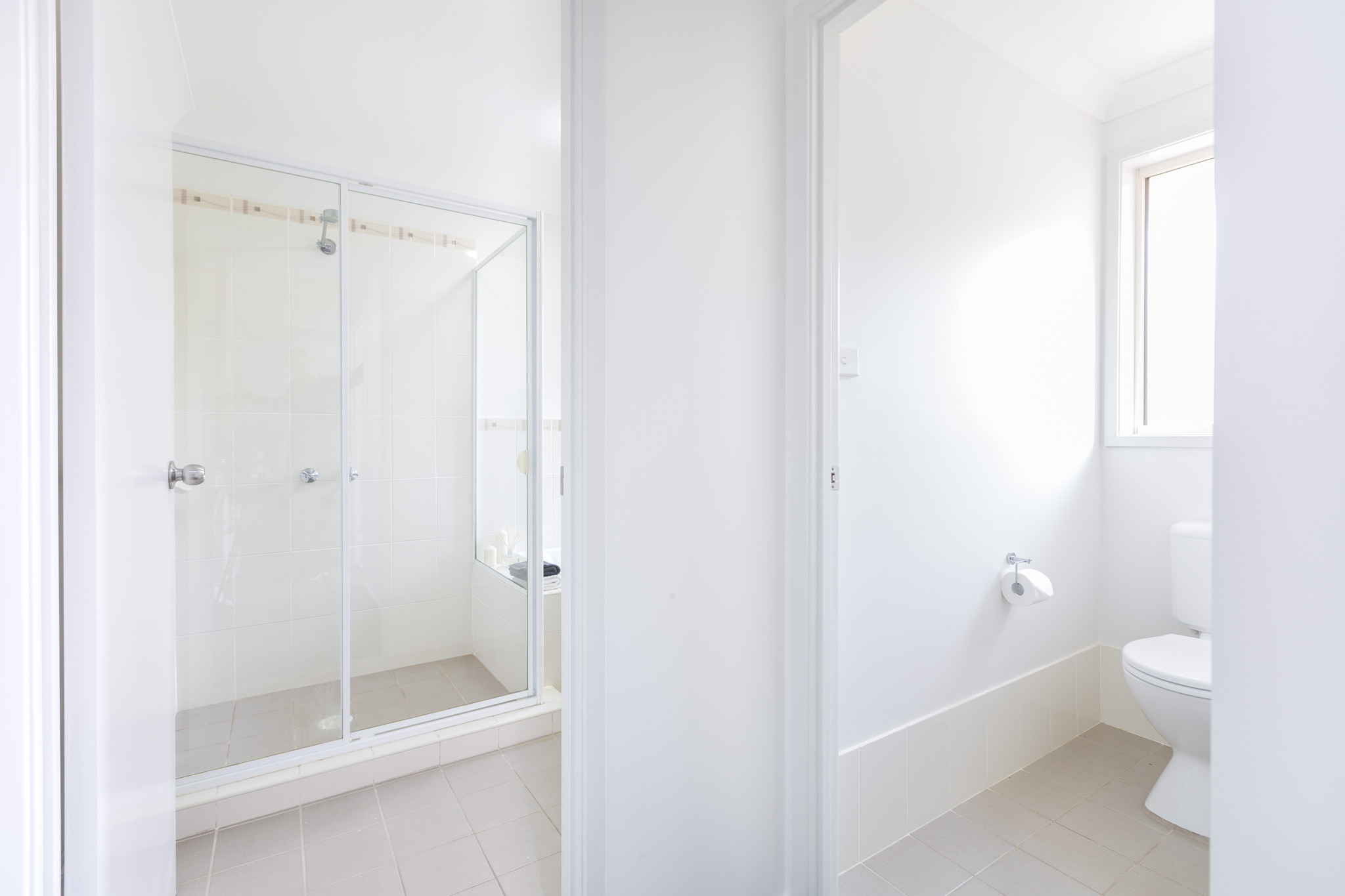 Split Bathroom – Central Coast Real Estate Photography