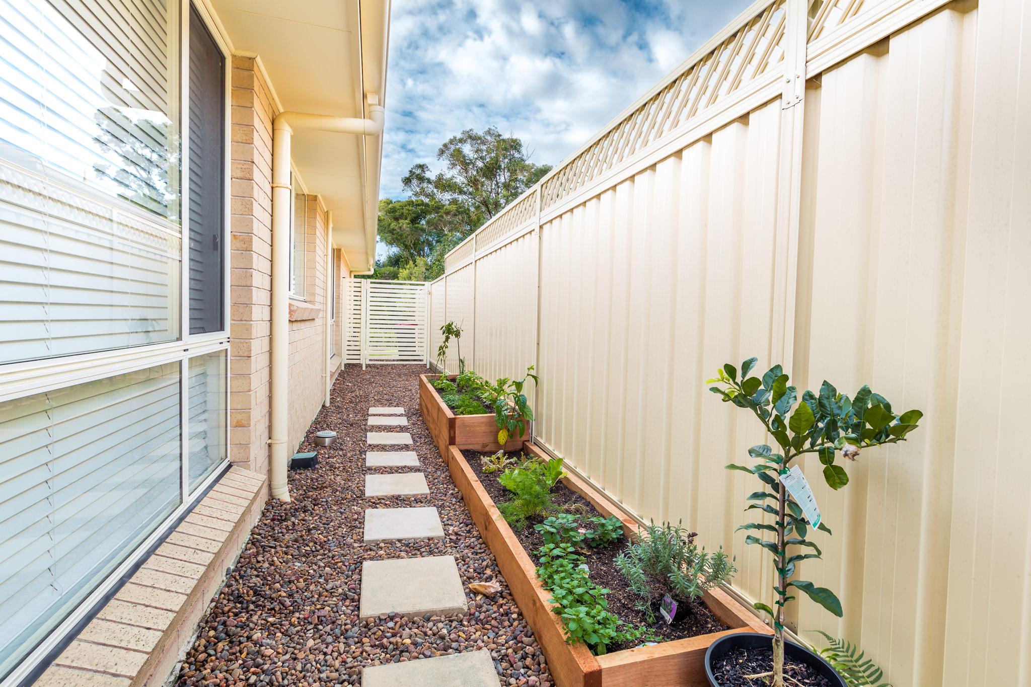 Vegetable Garden – Central Coast Real Estate Photography
